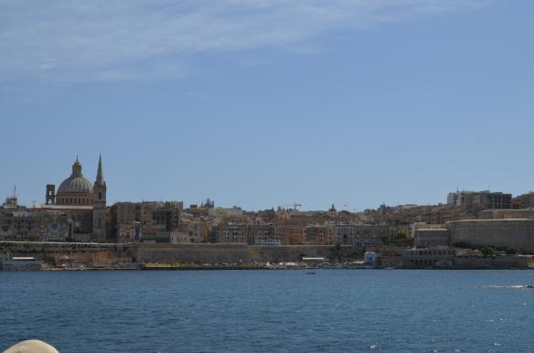 Valetta manzarası
