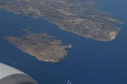 Uçaktan Comino Adası