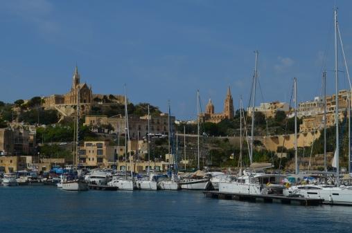 Gozo limanı