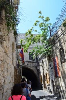 Ermeni bayrakları