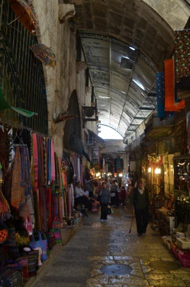 Kudüs çarşıları