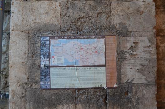 Sözde Ermeni soykırımı yazıları
