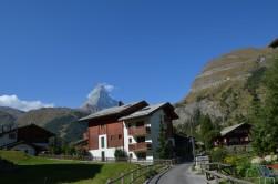 Matterhorn her yerde...