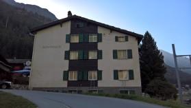Kaldığımız yer. Aynı zamanda Alpenblick olarak da geçiyor.