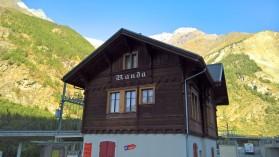 Randa tren istasyonu