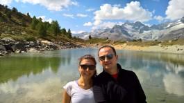 Grünsee'den muhteşem dağ sıraları