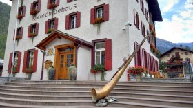İsviçre'ye özgü Boru