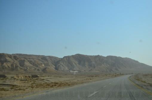 Ölü Deniz-Akabe arasındaki yol