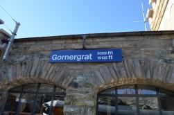 Gornergrat tren istasyonu