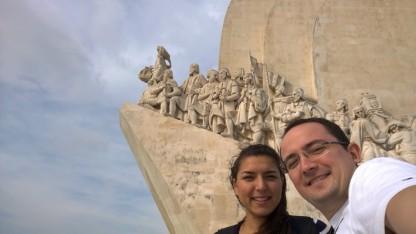 Padrão dos Descobrimentos(Kaşifler Anıtı)