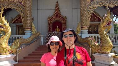 Turistin şapkalısı makbuldür:)