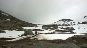 Karlı yollar başlıyor