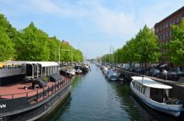 Kopenhag oldukça yeşil bir şehir