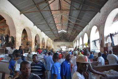 Balık pazarı