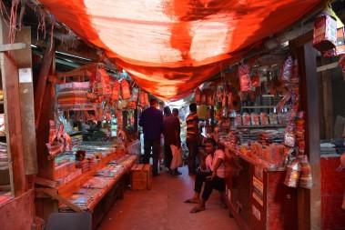 Baharat pazarı
