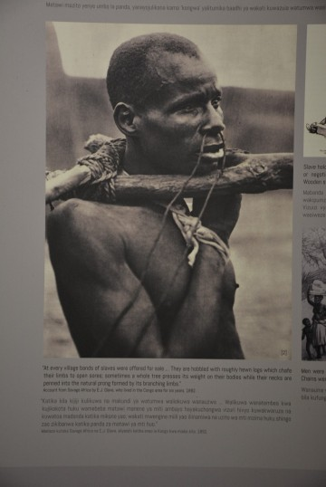 O zamanlardan bir kölenin fotoğrafı