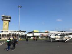veee Zanzibar havalimanı:)