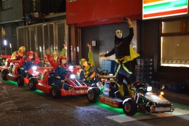 Super Mario Go Kart