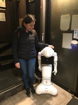 Sana da Arigatoo robot kardeş