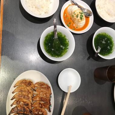 Dumpling ve Yosun Çorbası