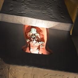 Maya Kralı Pakal'ın mezarı